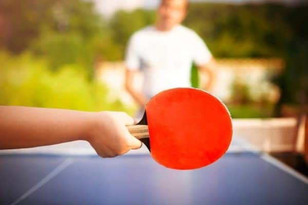 The Best Ping Pong Paddles