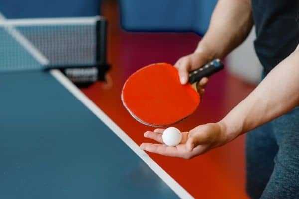 Best Ping-Pong Paddles for Spin