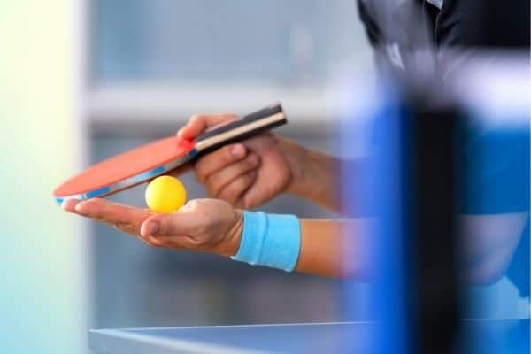 How to Serve in Table Tennis: A Complete Guide